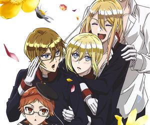 anime, funny, and the royal tutor image
