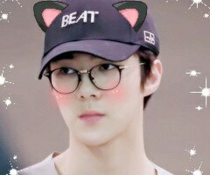 exo, sehun, and asian image