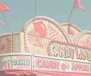 candy, pink, and vintage image