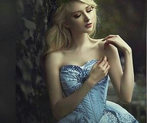 cinderella, fantasy, and girl image