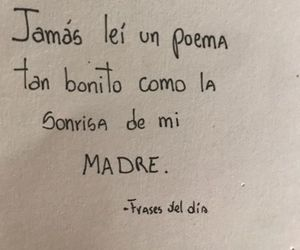 frases, mama, and love image