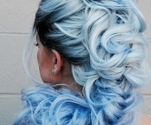 hairstyle, girl, and pretty image