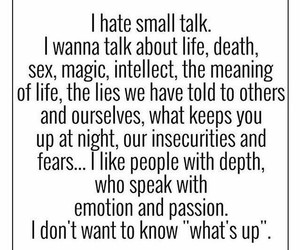 truth, love, and deep conversations image