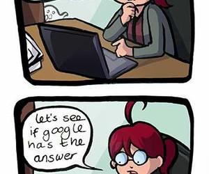 comic, yep, and me image