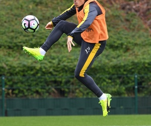 Arsenal, afc, and hector bellerin image