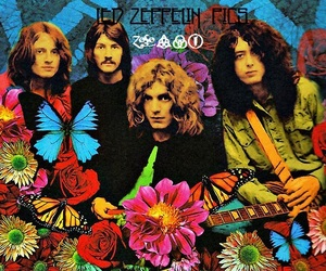 classic, classic rock, and led zeppelin image