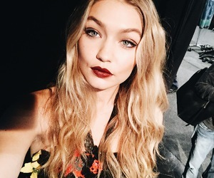 gigi hadid, model, and celebrity image