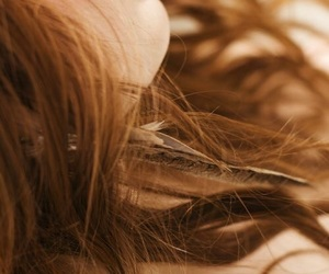 girl, hair, and redhead image