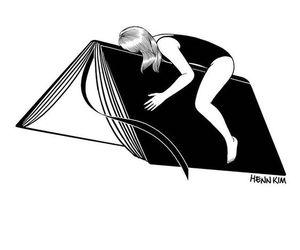 art, ilustracion, and illustration image