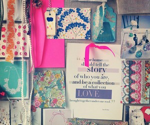 fabric, love, and home image