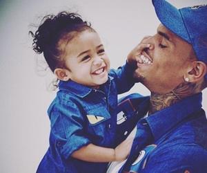 chris brown, royalty, and cute image