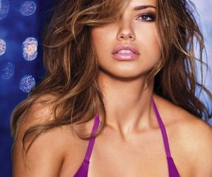 Adriana Lima and victoria secret's angel image