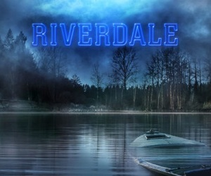 riverdale, aesthetic, and blue image