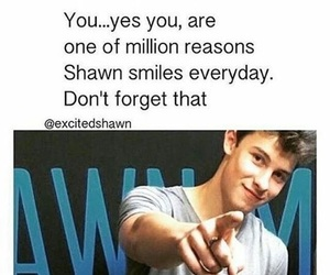 shawn mendes, smile, and fandom image