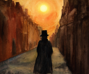 alley, jack the ripper, and london image