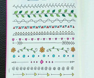 dibujos, marcos, and marcos dibujo image
