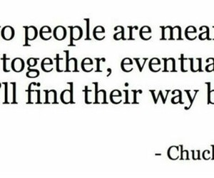 chuck bass, love, and quote image