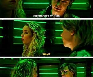 magneto, funny, and quicksilver image