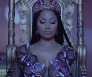 nicki minaj, Queen, and no frauds image