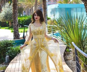 Algeria, beautiful, and algerian dress image