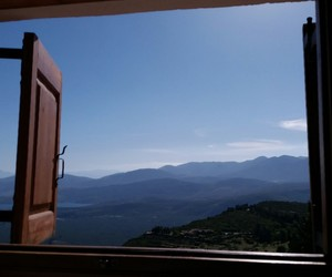 freedom, Greece, and mountains image