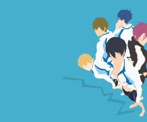 free! and anime image