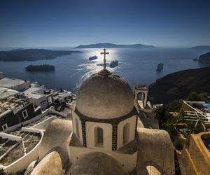 architecture, Greece, and mediterranean image