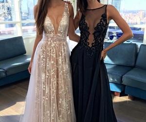 black, fashion, and Prom image