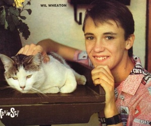 80s and wil wheaton image