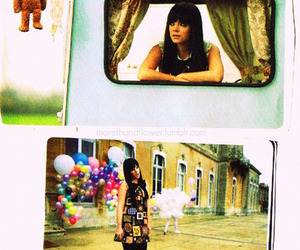 fashion, lily allen, and magazine image