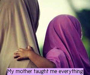 her, islam, and mother image
