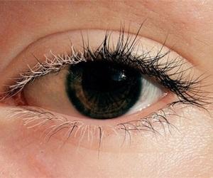 eyes, black, and eye image