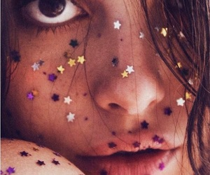 face, nice, and stars image