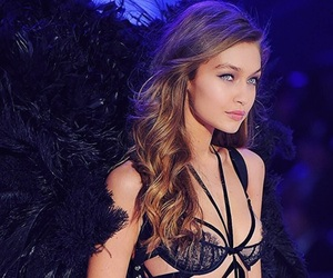 gigi hadid, model, and Victoria's Secret image