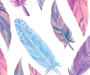 wallpaper, background, and feather image