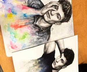 shawn mendes, art, and shawn image