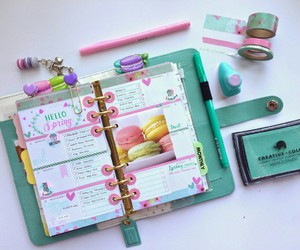 planner and diary image