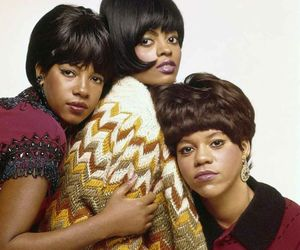 60s, Diana Ross, and fashion image