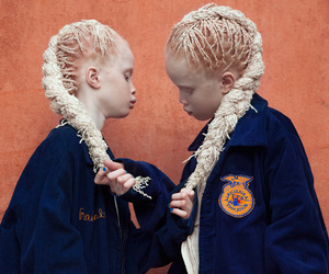 aesthetic, pale, and albino image