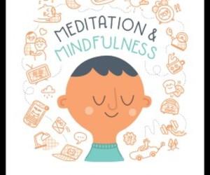 calm, mindfulness, and meditation image