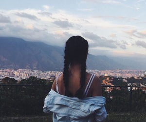 girl, travel, and tumblr image