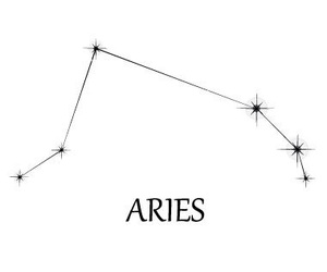 aries and tattoo image
