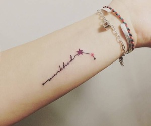 tattoo, art, and tatto image