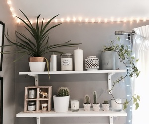 candle, decor, and design image