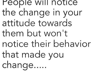 quotes, change, and attitude image