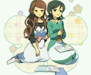 anime, inazuma eleven, and fanart image