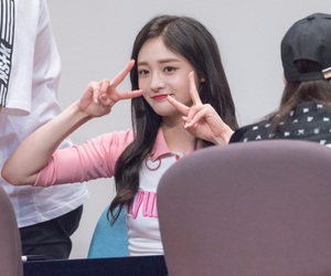 pinky, zhou, and jieqiong image