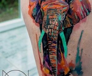 awesome, elephant, and inspiration image