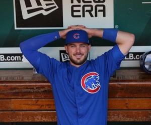 chicago, chicago cubs, and kris bryant image