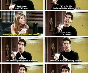 funny, ross geller, and f.r.i.e.n.d.s image